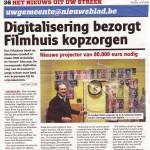 Het Nieuwsblad, 26/11/2011