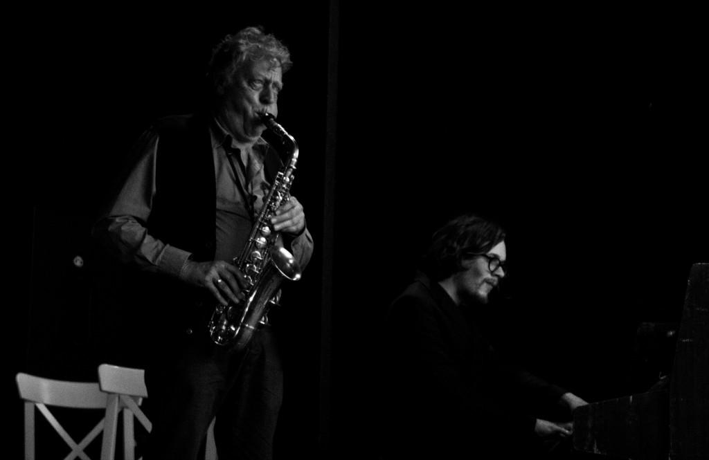 André Goudbeek & Seppe Gebruers  © Raf Degeest
