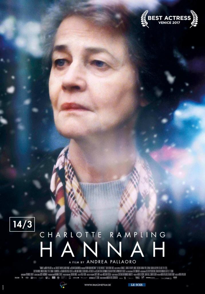 Hannah affiche 70x100 BBENG 1403