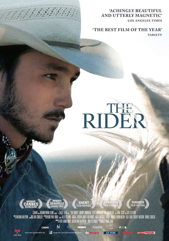 The Rider B1 affiche BE_preview