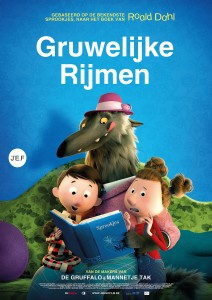 poster Gruwelijke Rijmen 42x60.indd